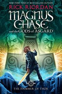 Magnus Chase &the Gods of Asgard Bk2